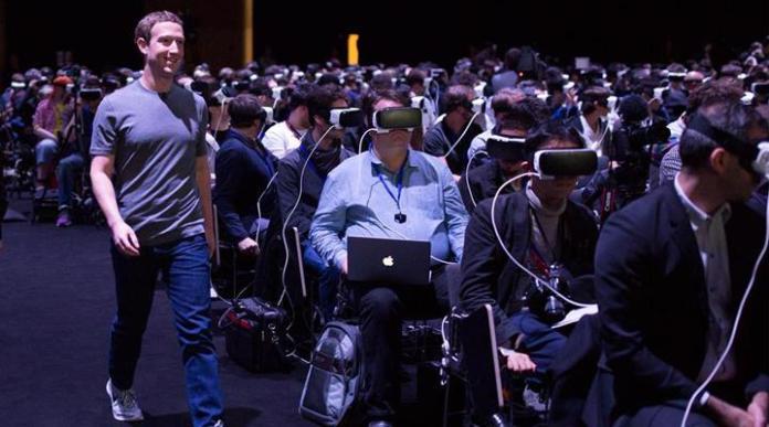 La foto que Mark Zuckerberg quiere que veas