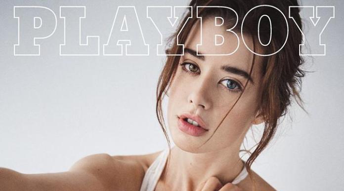 Fotos: Sarah McDaniel, la primera modelo del Playboy sin desnudos