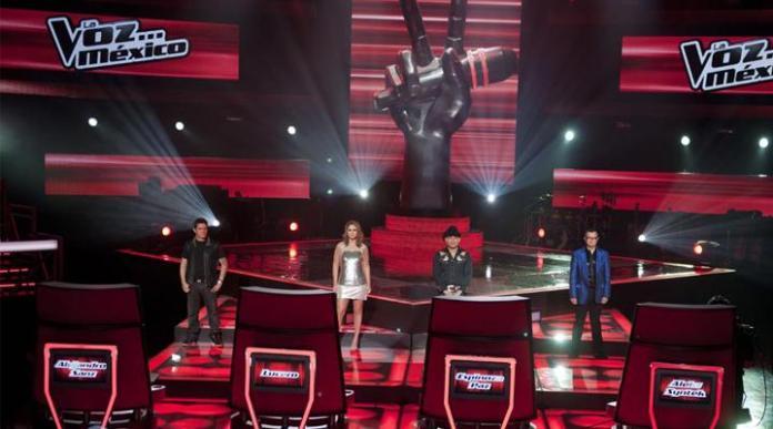 ¿Quiénes serán los coaches de la voz México 2016?