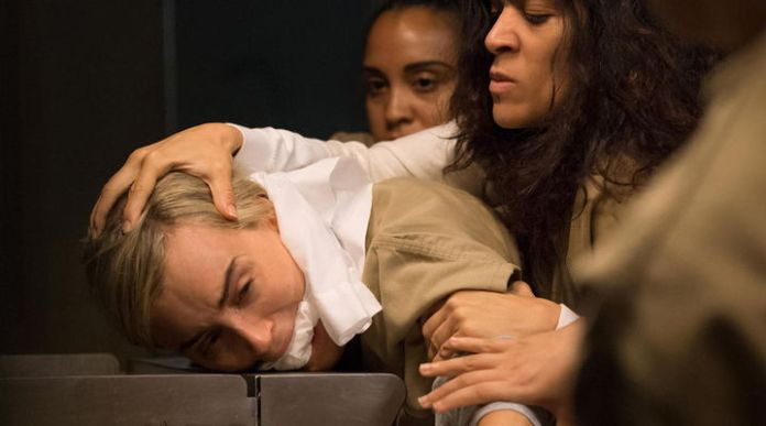 Nuevas fotos de Orange is the New Black cuarta temporada