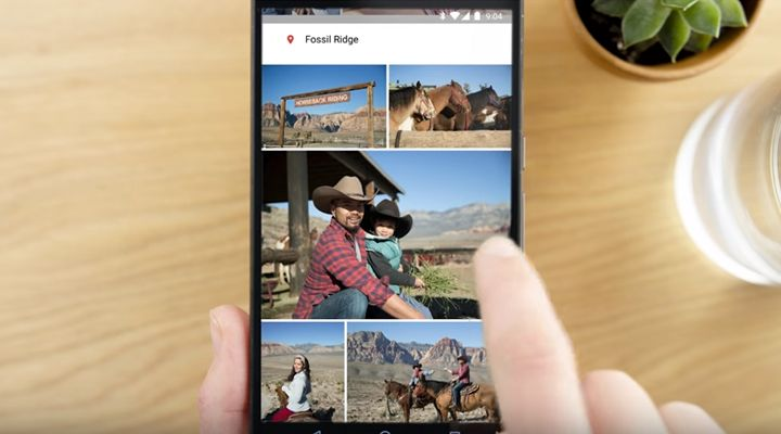Google Photos creará el album de tus vacaciones