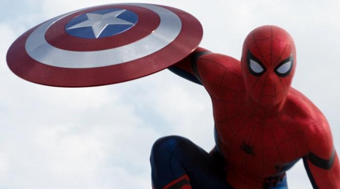 Spiderman en nuevo trailer de Civil War