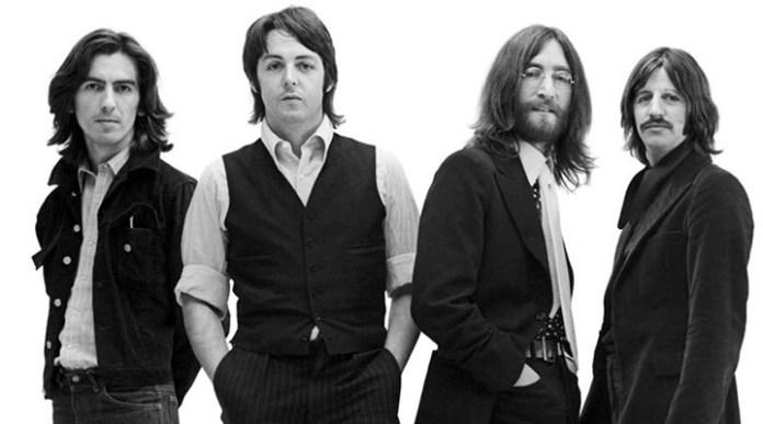 The Beatles en Spotify