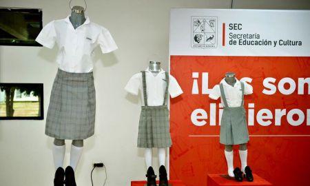 Estos serán los Uniformes Escolares Sonora 2016