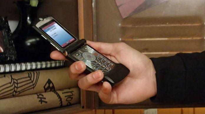 Rumor: ¿Viene de vuelta el Motorola Razr?