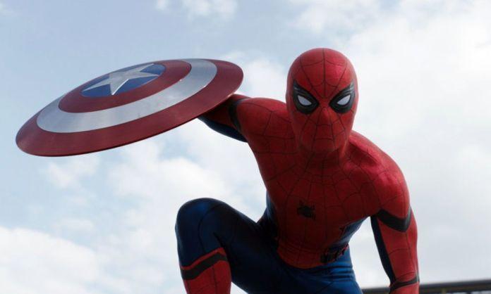 Las primeras fotos de Tom Holland como Spiderman