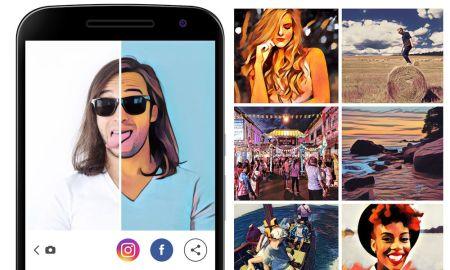 Review: Prisma, la app para editar fotografías