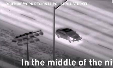 Policía graba a conductor jugando Pokémon GO
