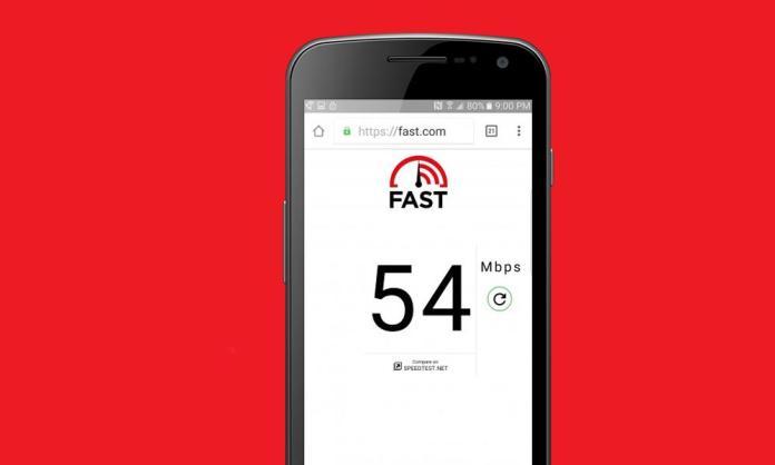 Netflix lanza FAST para medir tu velocidad de internet