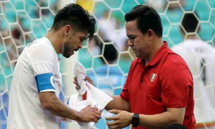 Oribe Peralta y Rodolfo Pizarro fuera de los Juegos Olímpicos 2016