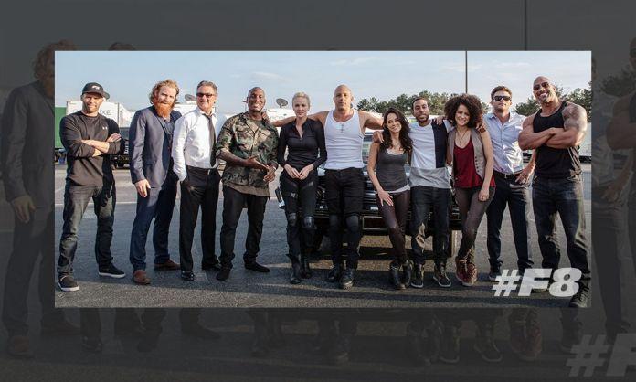Primer trailer de Rápido y Furioso 8 saldrá en diciembre