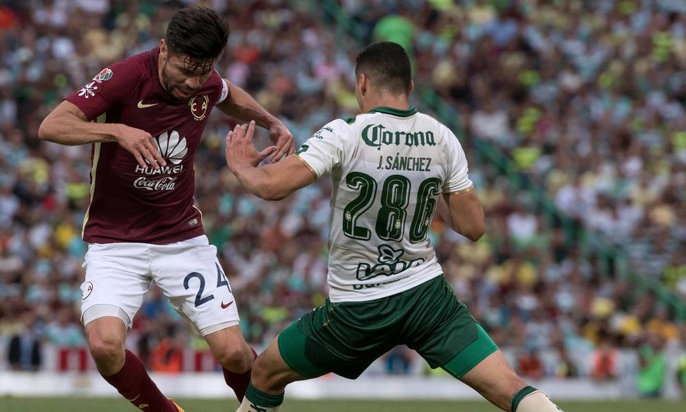Resumen: Goles del América vs Santos Liga MX 2017