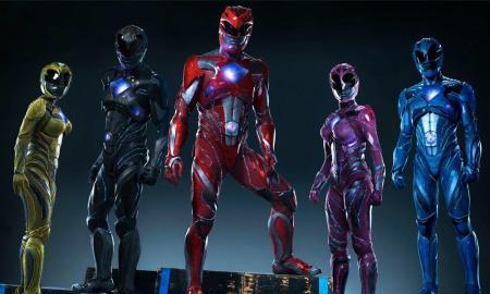 Checa el nuevo trailer de Los Power Rangers
