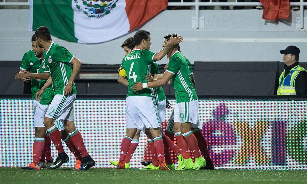 Resumen: Goles de México vs Islandia