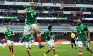 Resumen: Goles de México vs Costa Rica Hexagonal 2017