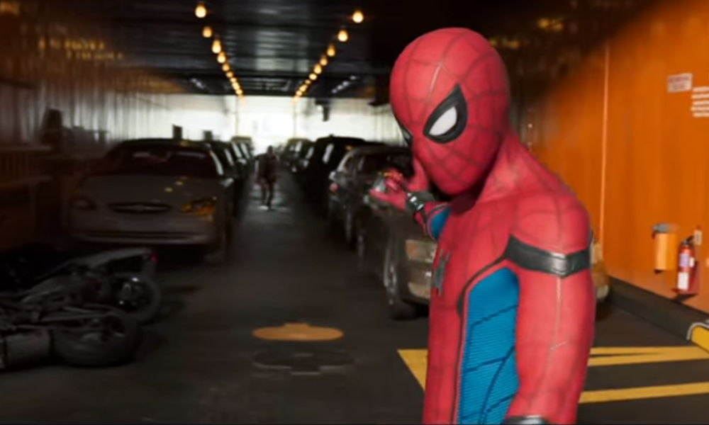 Aquí va el trailer 2 de Spiderman: Homecoming