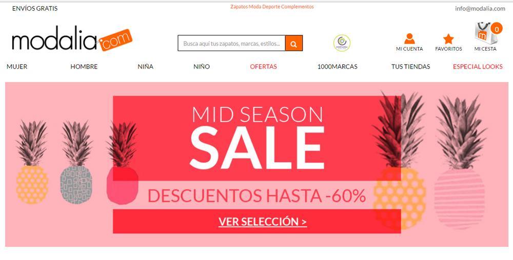 10+ Tiendas para Comprar en Línea en México Seguras y Baratas
