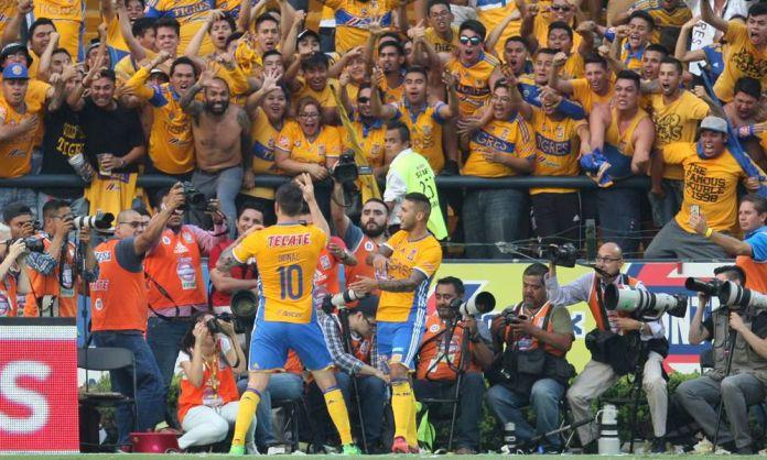 Goles Tigres vs Monterrey en el Juego de Ida