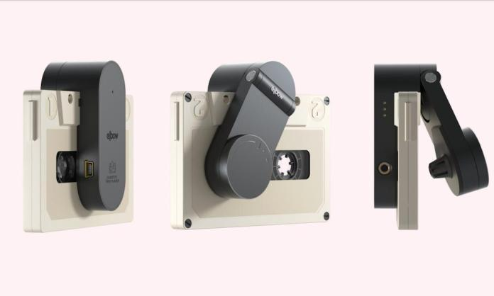Reproductor de cassette portátil