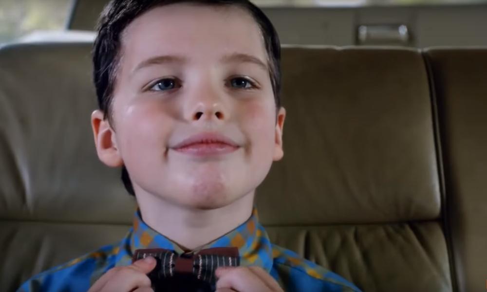 Serie de Sheldon Cooper de pequeño