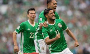 Goles de México vs Estados Unidos 2017