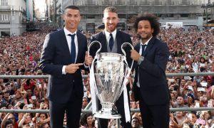 Look de Cristiano Ronaldo 2017