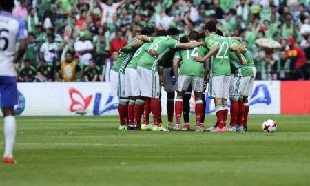 Partidos México Copa Confederaciones 2017