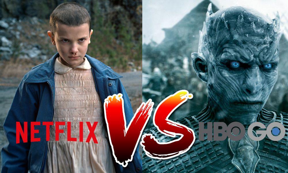 Netflix vs HBO Go, las probamos y te decimos cuál es mejor