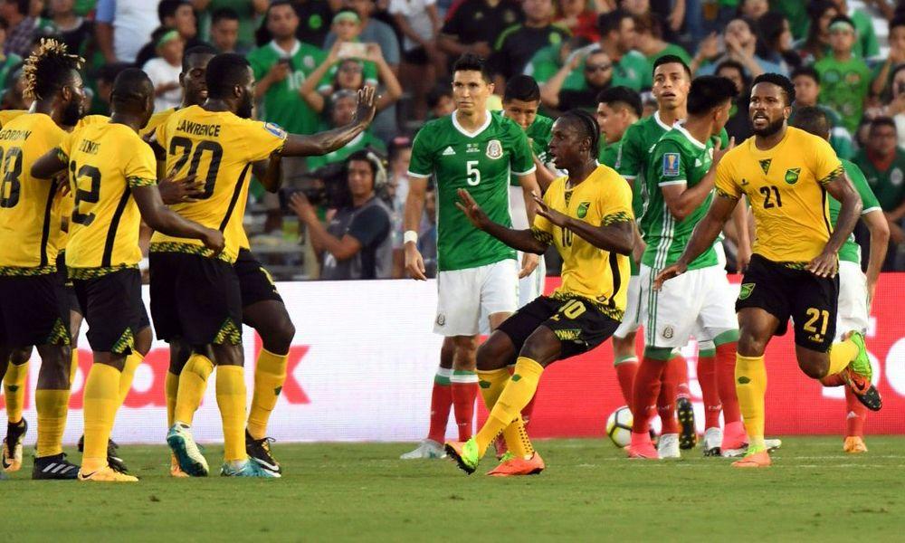 Resumen: Goles de México vs Jamaica en la Copa Oro 2017