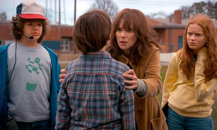 Stranger Things tercera temporada