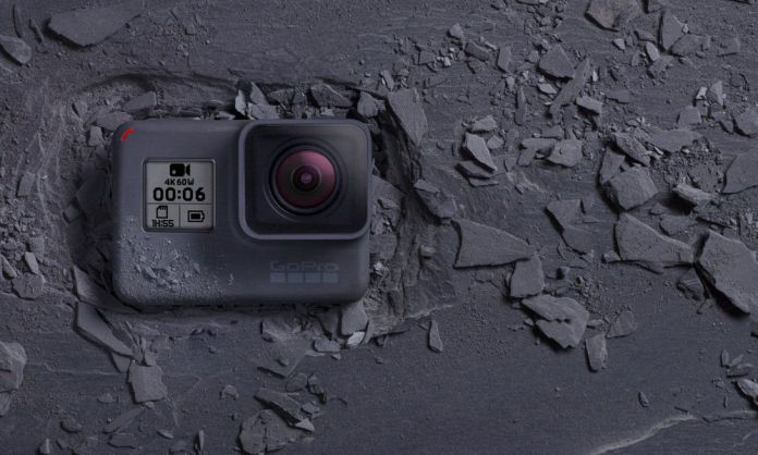 Gopro Hero 6: Especificaciones