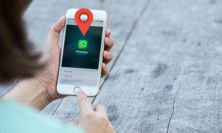 Ubicación en tiempo real por WhatsApp