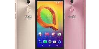 Precio y características del Alcatel A3 PLUS 3G en México
