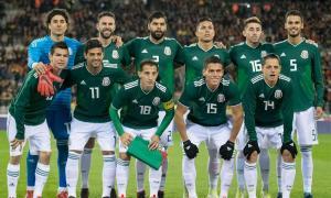 México contra Islandia y Croacia en fechas FIFA