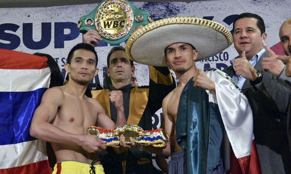 Dónde ver en vivo la pelea Gallo Estrada vs Rungvisai