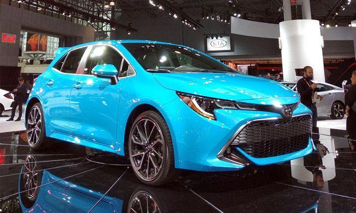Corolla 2019 Hatchback