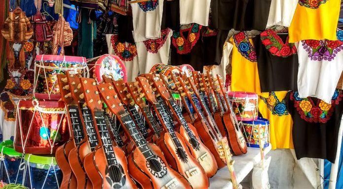 Expo Arte Oaxaqueña en el Parque Madero