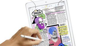 Así es el iPad de bajo costo que presentó Apple
