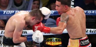 Resumen: Oscar Valdez vs Scott Quigg