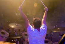 José Luis, el baterista mexicano que tocó con The Killers