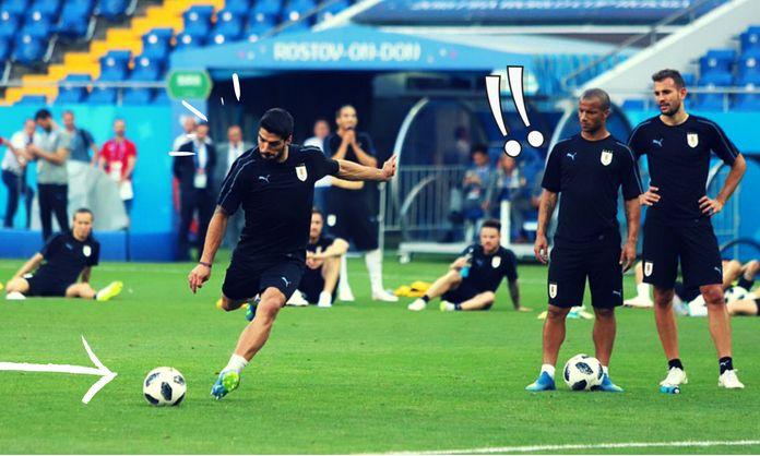 ver en vivo Uruguay vs Arabia Saudita