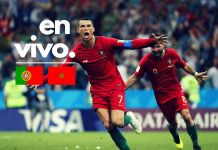 Ver en vivo Portugal vs Marruecos