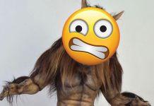 mascota de Lobos BUAP