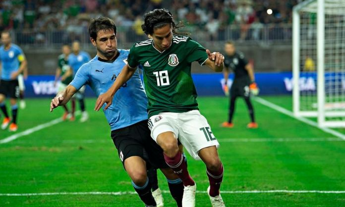 Resumen: Goles de México vs Uruguay
