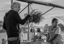 Roma de Alfonso Cuarón en Netflix