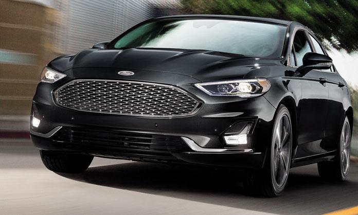 Ford Fusion 2019 México