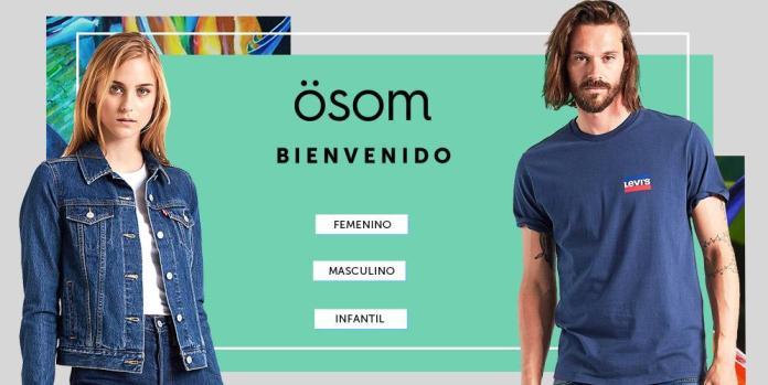 Osom México: tienda de ropa en línea