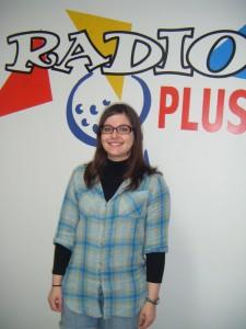Miléna Zahalka - Radio Plus Douvrin