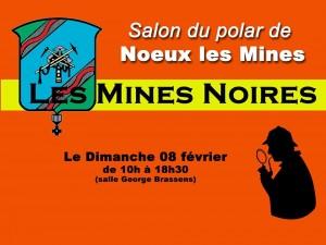 Annonce Salon du polar de Noeux-les-Mines 2015