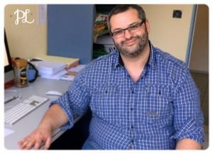 Cédric Patin, Maître de conférence en phonétique et phonologie à Lille 3